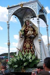 Virgen de Flores (Encinasola)